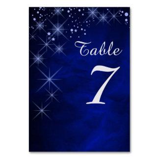 青い星明かりの夜 カード
