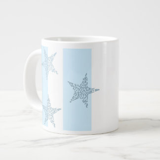 青い星条旗 ジャンボコーヒーマグカップ