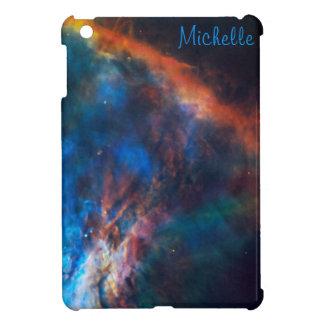 青い星雲のiPad Miniケースの*Personalize* iPad Mini カバー