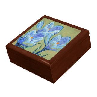青い春のクロッカス ギフトボックス