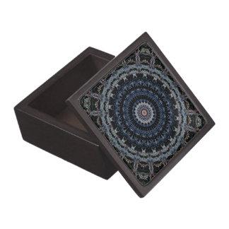 青い曼荼羅の優れたギフト用の箱 ギフトボックス