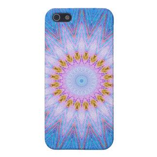 青い曼荼羅 iPhone 5 COVER