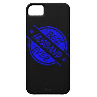 青い最も最高のな夫 iPhone SE/5/5s ケース