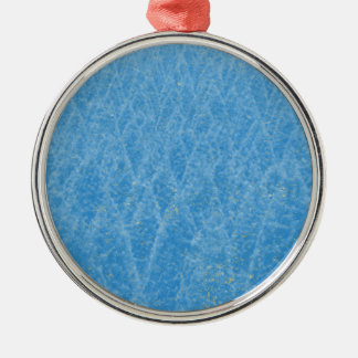 青い木 メタルオーナメント
