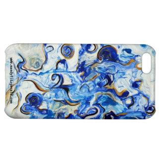 青い木 iPhone5Cケース