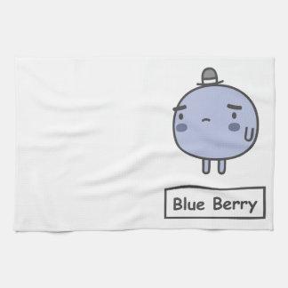青い果実 キッチンタオル