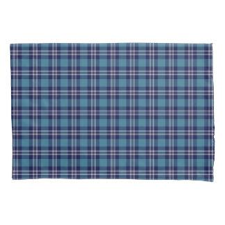 青い格子縞のスコットランド人のセント・アンドリュース地区のタータンチェック 枕カバー