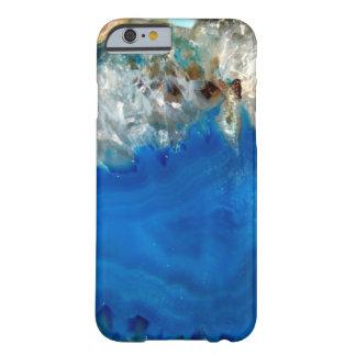 青い水晶 BARELY THERE iPhone 6 ケース