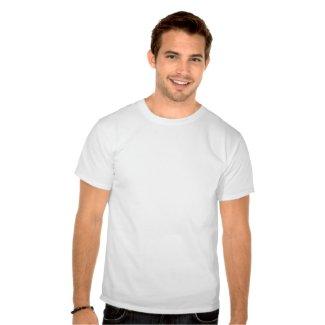 青い氷のドラゴンのTシャツ