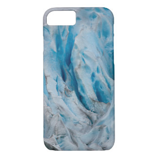 青い氷河氷のiPhone 7の箱 iPhone 8/7ケース