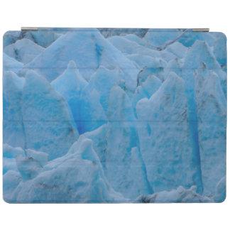 青い氷河 iPadスマートカバー