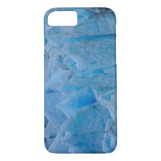 青い氷河 iPhone 8/7ケース