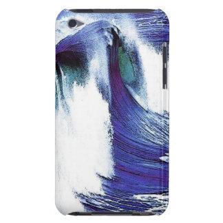 青い波 Case-Mate iPod TOUCH ケース