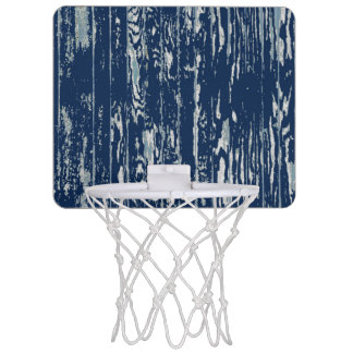 青い流木 ミニバスケットボールゴール