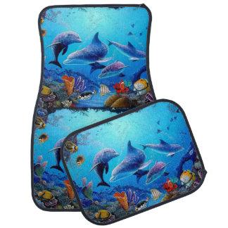 青い海のイルカ カーマット