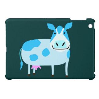 青い牛iPadの箱 iPad Miniカバー