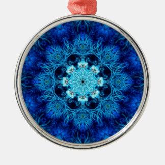 青い珊瑚 メタルオーナメント