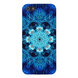 青い珊瑚 iPhone 5 CASE