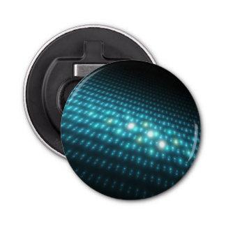 青い球体3D 栓抜き