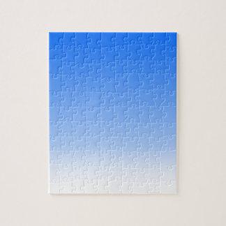 青い白濁水の背景 ジグソーパズル