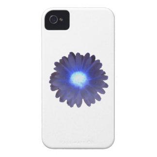 青い白熱マリーゴールドのiphone 4ケース Case-Mate iPhone 4 ケース