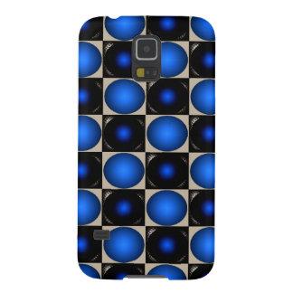 青い目の錯覚のチェス盤CricketDiane Galaxy S5 ケース