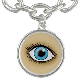青い目アイコン ブレス