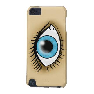 青い目アイコン iPod TOUCH 5G ケース
