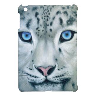 青い目-ユキヒョウの後ろ iPad MINIケース