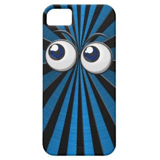 青い目 iPhone SE/5/5s ケース