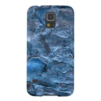 青い石板 GALAXY S5 ケース