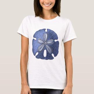 青い砂ドル Tシャツ