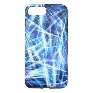青い破片 iPhone 8 PLUS/7 PLUSケース
