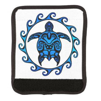 青い種族のカメ日曜日 ラゲッジ ハンドルラップ