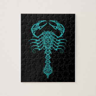 青い種族の蠍 ジグソーパズル