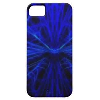 青い稲妻 iPhone SE/5/5s ケース