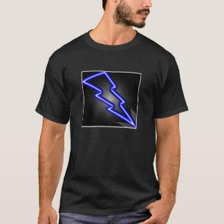 青い稲妻 Tシャツ