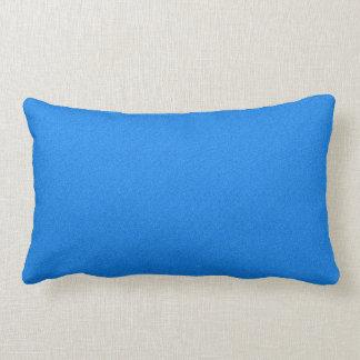 """""""青い空電""""、装飾用クッション腰神経13x21 ランバークッション"""