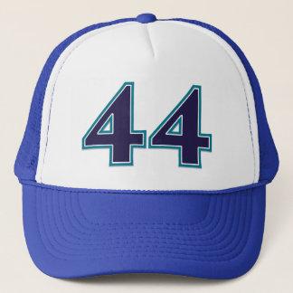 青い第44 キャップ