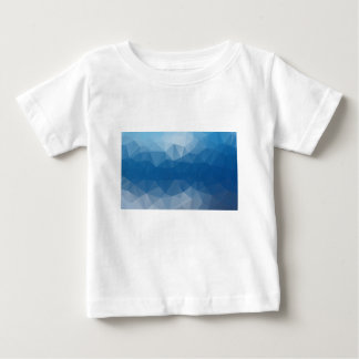 青い網 ベビーTシャツ