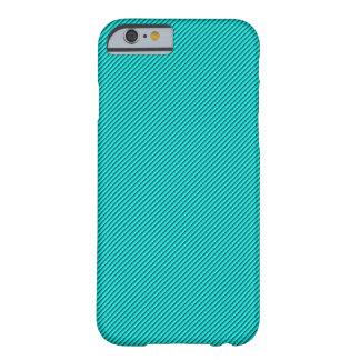 青い縞 BARELY THERE iPhone 6 ケース
