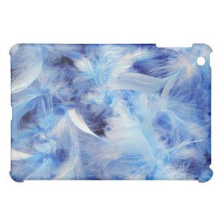 青い羽のSpeck Fitted™Hardの貝のiPadの箱 iPad Miniケース