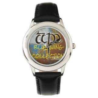 青い翼のコレクションのassesories 腕時計