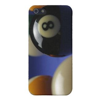 青い背景 iPhone SE/5/5sケース