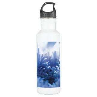 青い花の終わり ウォーターボトル