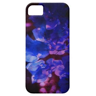 青い花 iPhone SE/5/5s ケース
