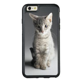 青い虎猫の子ネコ オッターボックスiPhone 6/6S PLUSケース