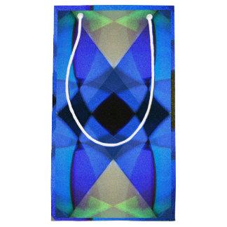 青い蝶 スモールペーパーバッグ