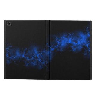 青い融合 iPad AIRケース