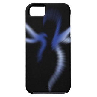 青い豆電球 iPhone SE/5/5s ケース